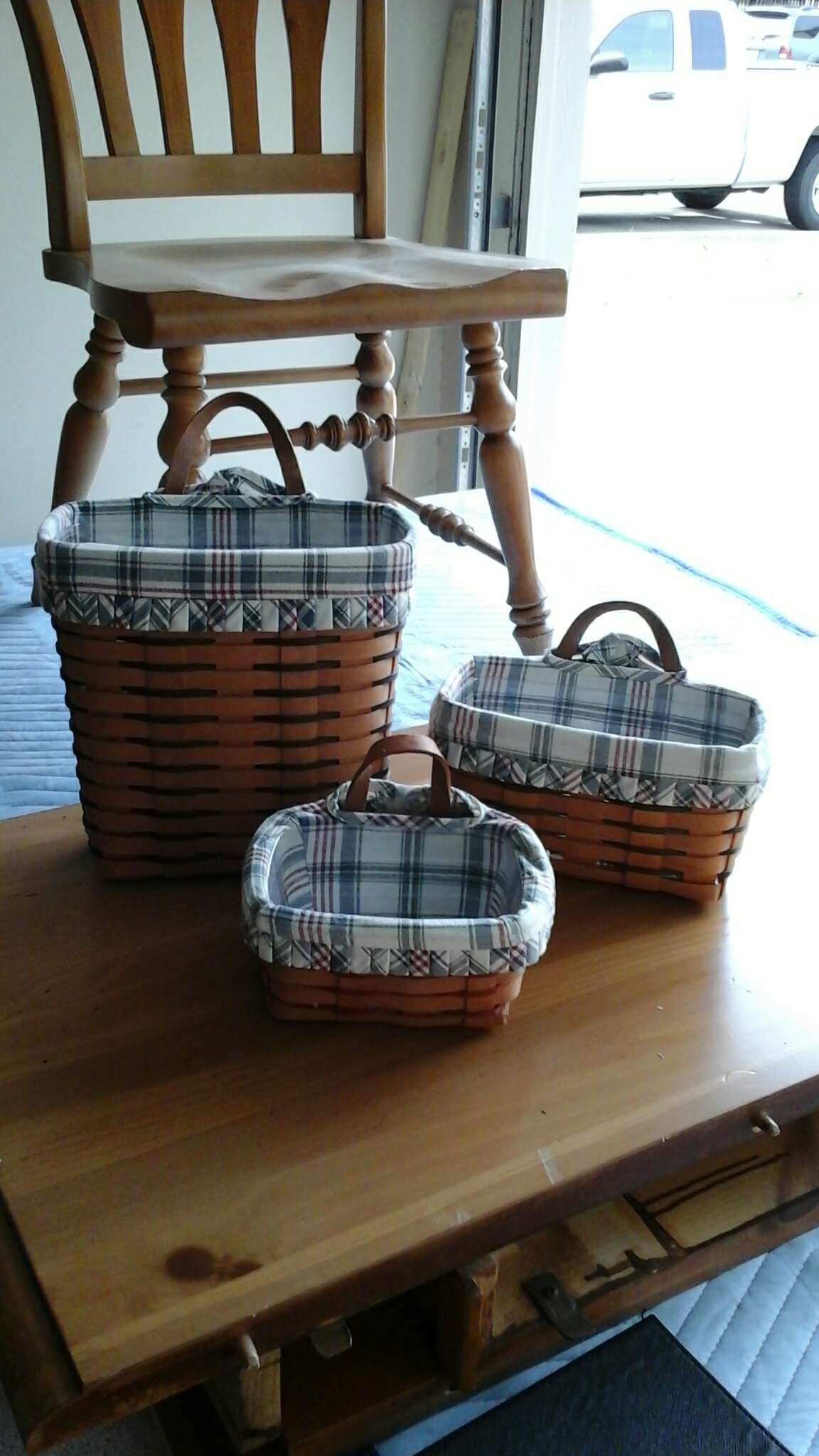 Longaberger Baskets For Sale In Plano Tx 5miles Buy