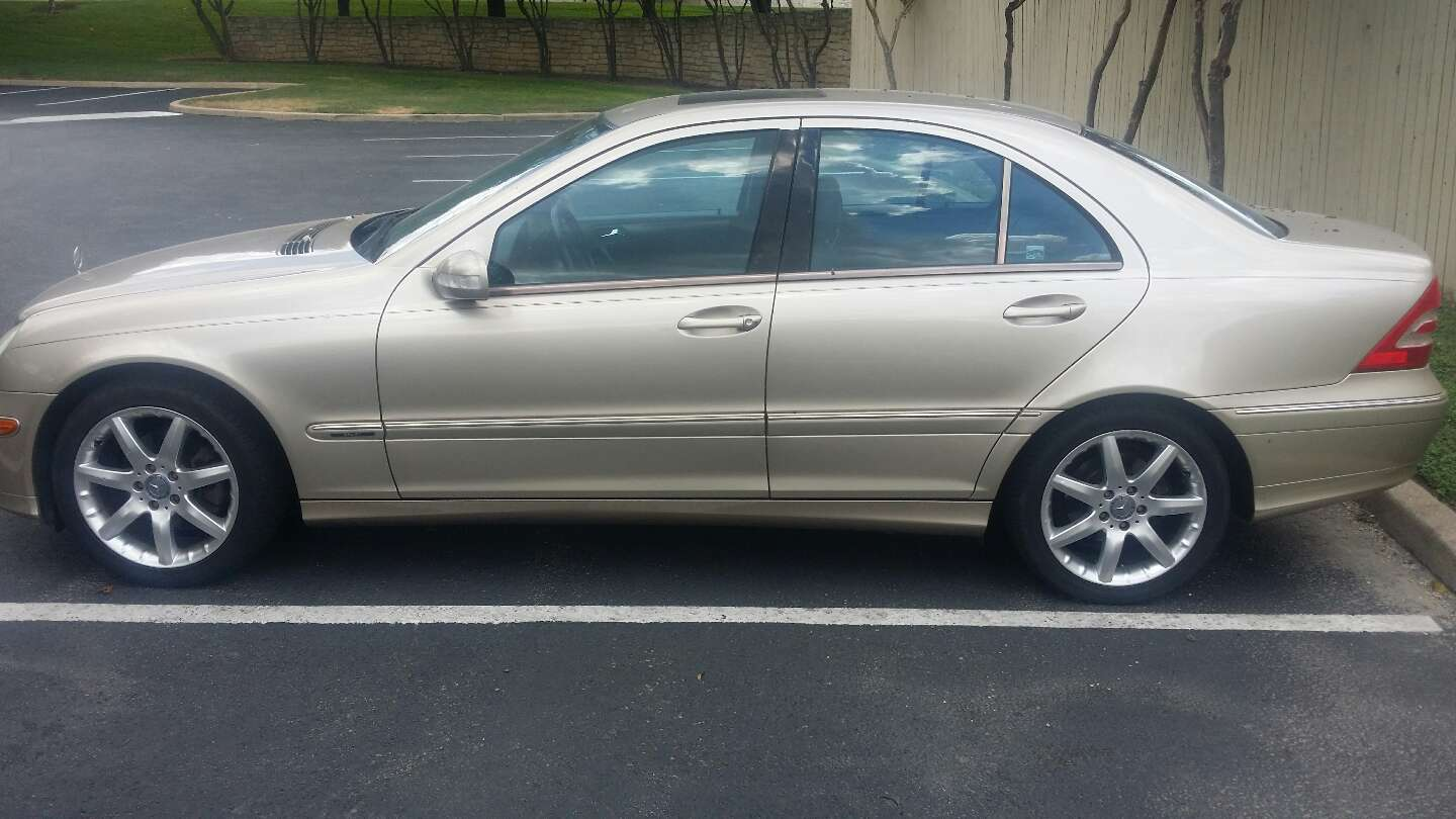 mercedes benz c230 2004 compressor for sale in wells branch tx 5miles buy and sell. Black Bedroom Furniture Sets. Home Design Ideas