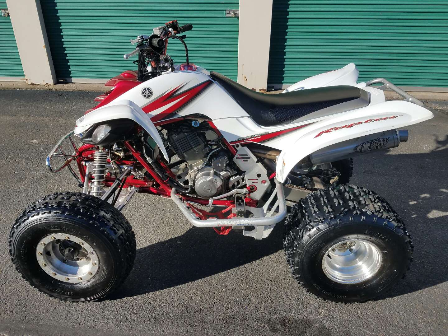 Yamaha Raptor R Special Edition For Sale