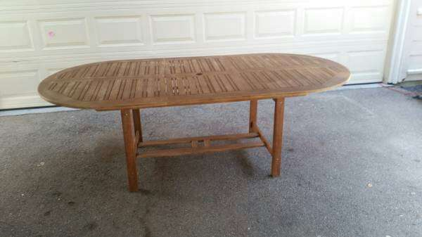 Patio Table For Sale In Canoga Park Ca 5miles Buy And Sell