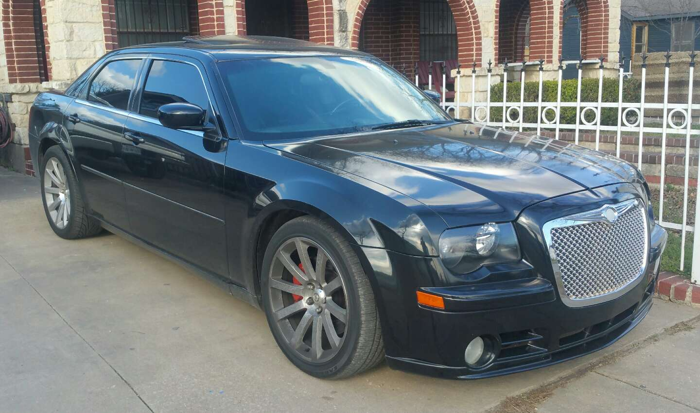 06 chrysler 300c srt8 for sale in dallas tx 5miles buy and sell. Black Bedroom Furniture Sets. Home Design Ideas