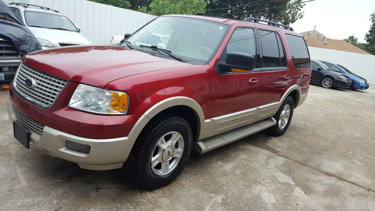 2005 ford expedition eddie bauer for sale in fort worth. Black Bedroom Furniture Sets. Home Design Ideas