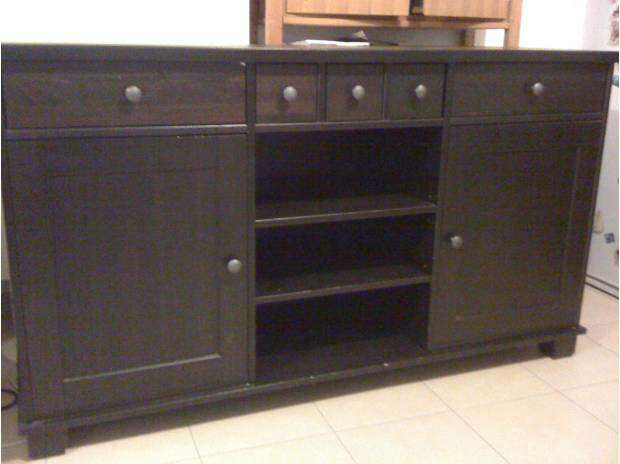 hemnes tv sideboard inspirierendes design f r wohnm bel. Black Bedroom Furniture Sets. Home Design Ideas