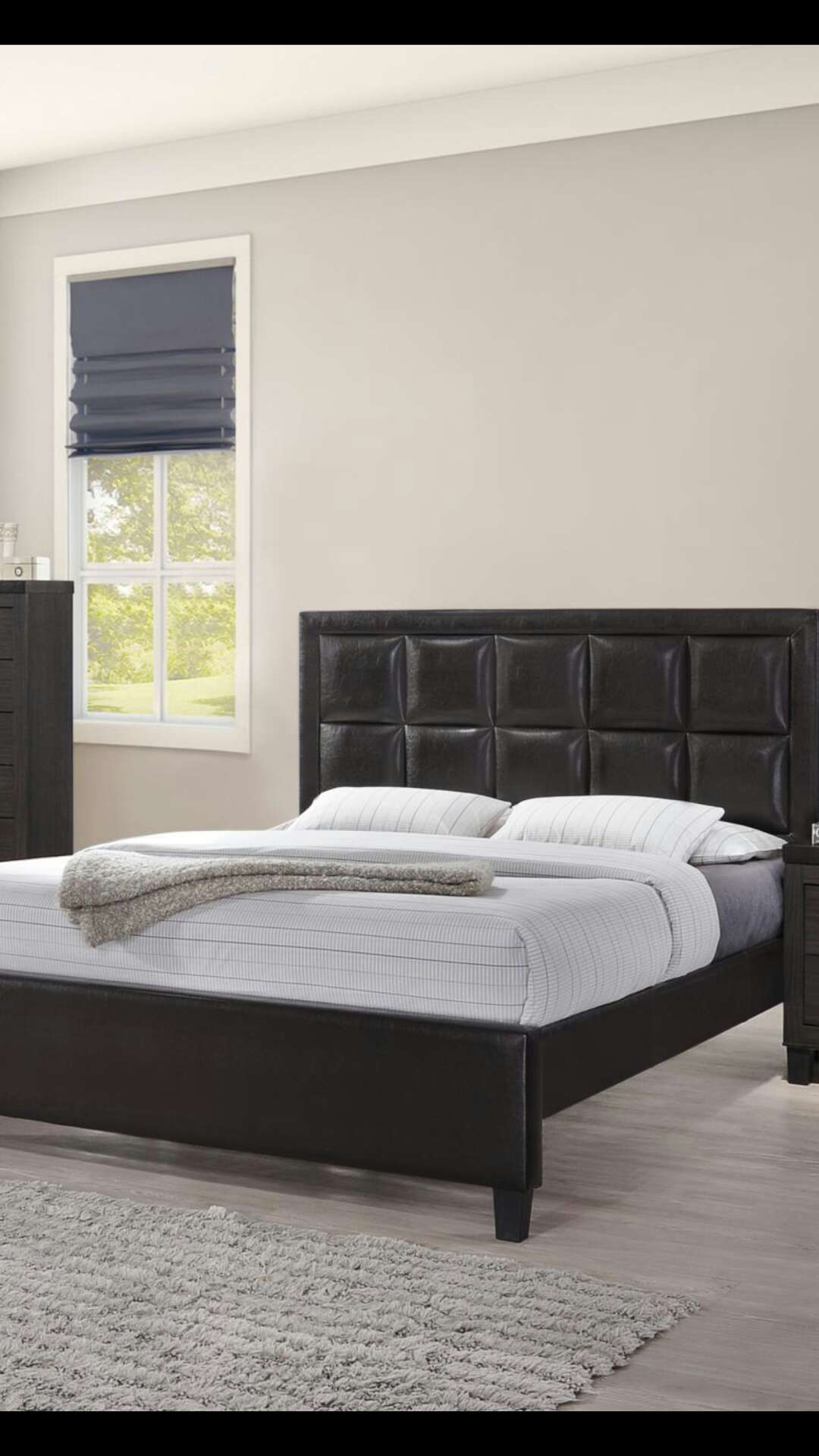 Brand New Queen Size Leather Platform Bed Mattress For Sale In Silver Spring Md 5miles Buy