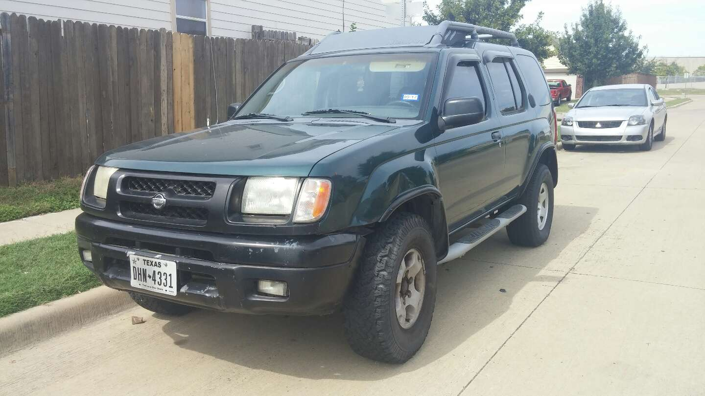 2000 nissan xterra 1199 cash for sale in dallas tx 5miles buy and sell. Black Bedroom Furniture Sets. Home Design Ideas