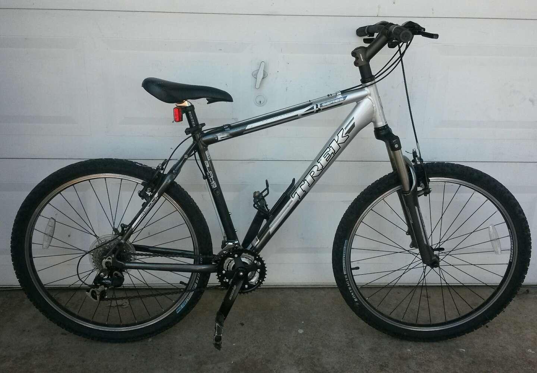 NICE Trek Series 4 Alpha Aluminum 4300 Bicycle for sale in ...