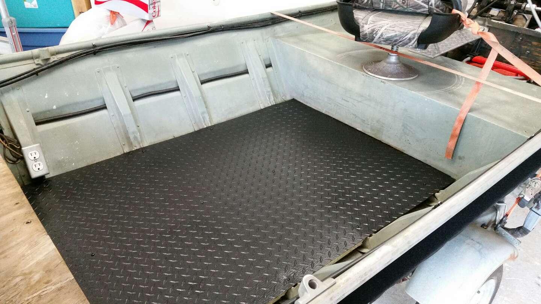 Diamond Plate Flooring For Boats Floors amp Doors