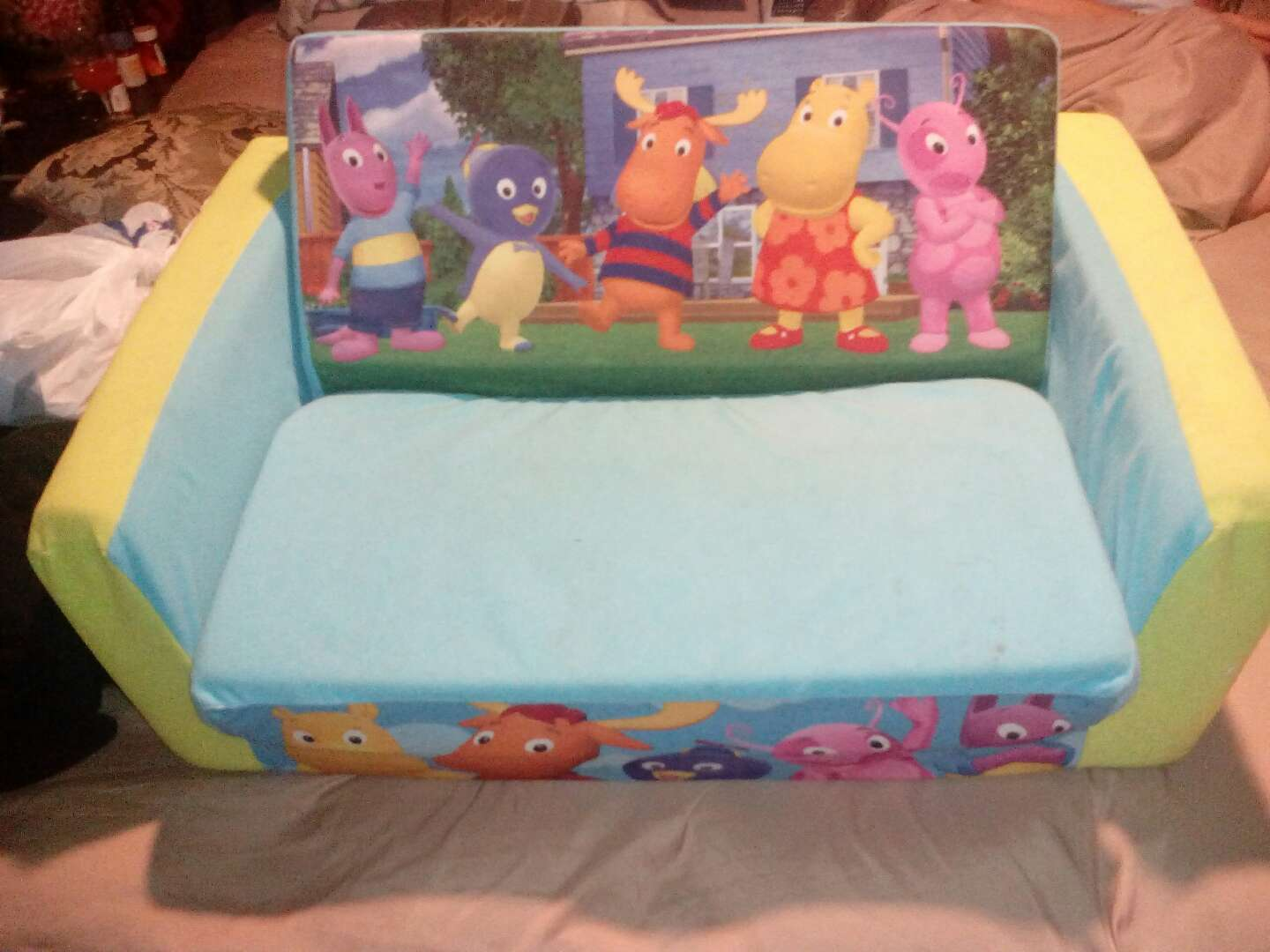 The Backyardigans Flip Open Sofa Couch reg price 5900my  : 1452042275 from www.5milesapp.com size 1440 x 1080 jpeg 100kB