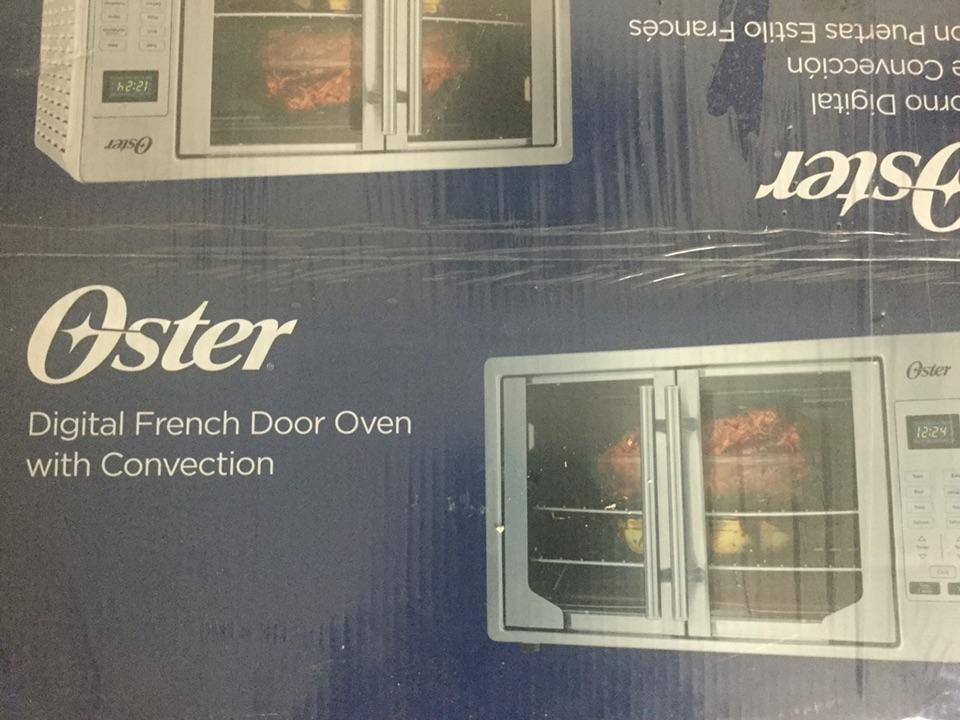 oster digital french door oven convection