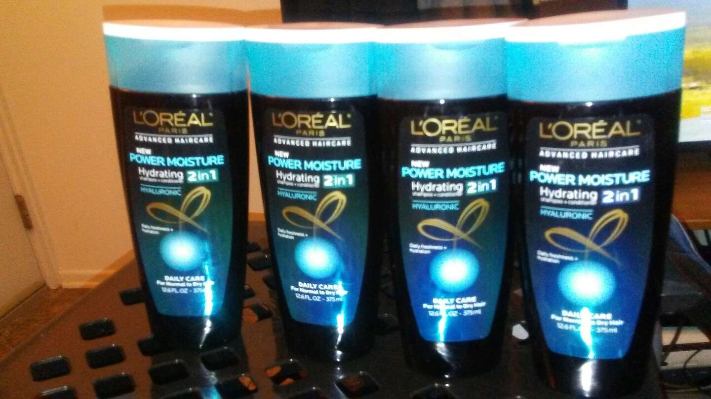 Loreal shampoo in Los Angeles |$5