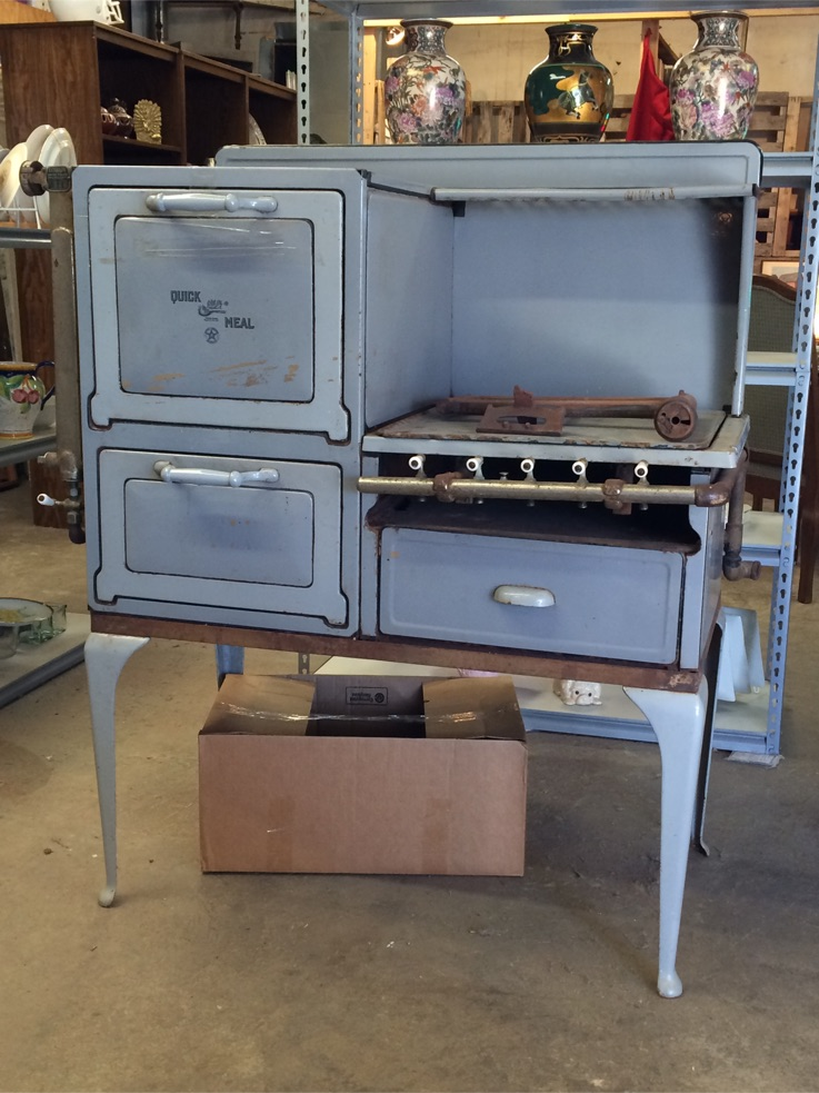 Vintage Quick Meal Stove For Sale In Justin Tx 5miles