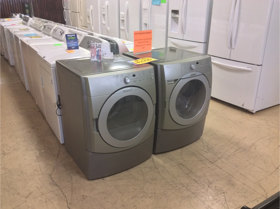 Kitchenaid Washer And Dryer Front Load Kitchen Ideas