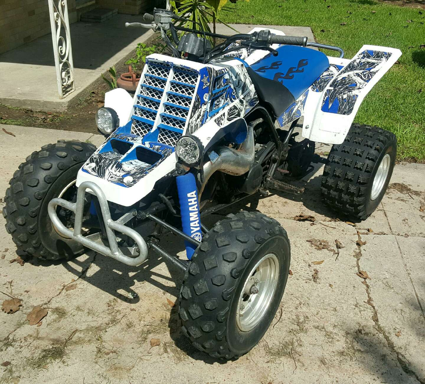 2004 yamaha banshee yz 350 for sale in baytown tx 5miles buy and sell. Black Bedroom Furniture Sets. Home Design Ideas