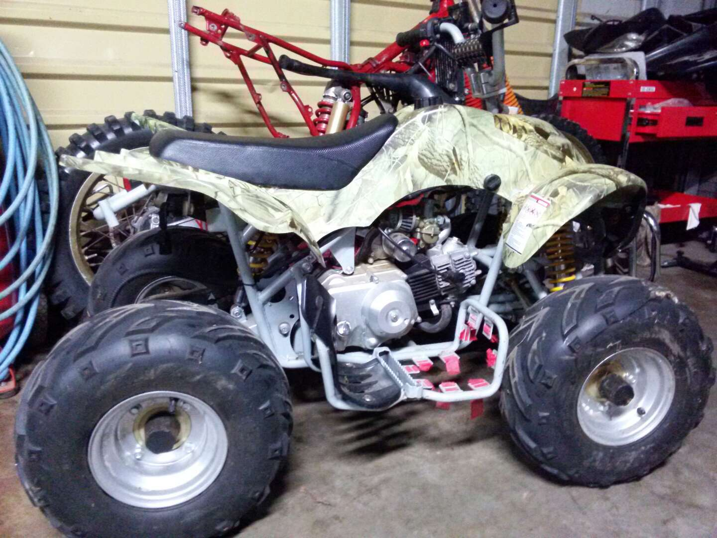 4 Wheelers For Sale Dallas Tx >> Atv 4 wheeler kids 90cc for sale in Dallas, TX - 5miles: Buy and Sell