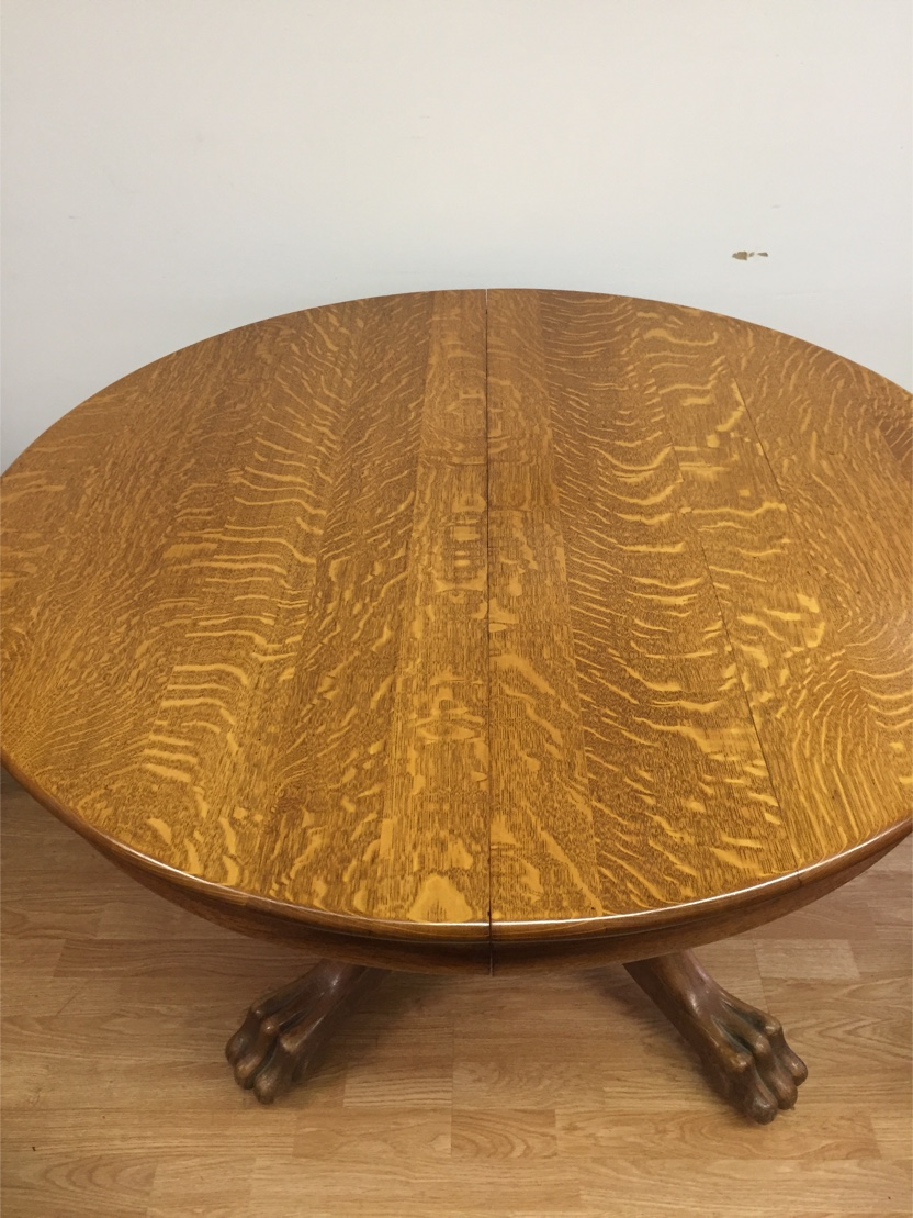 Victorian Round Dining Table